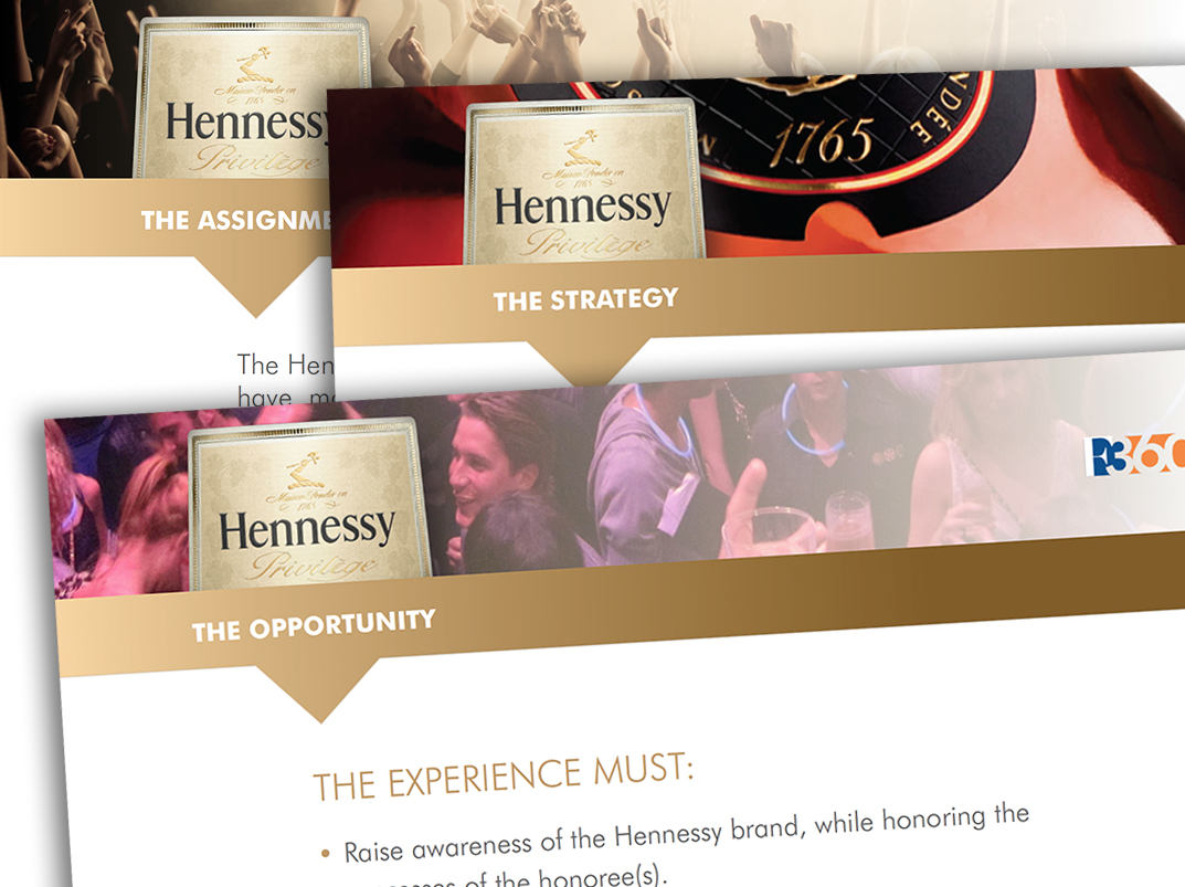 Hennessy Pitch Deck Javier Munoz Designs