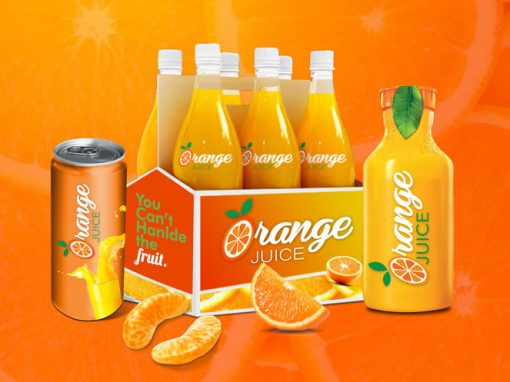Orange Juice Marketing Project